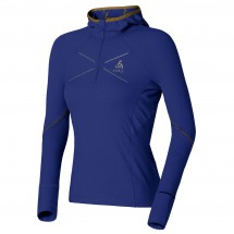 Odlo - Women's Hoody Midlayer 1/2 Zip Visbia - Running shirt