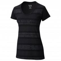 Mountain Hardwear - Women's Dryspun Batika Vneck SS