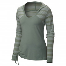 Mountain Hardwear - Women's Dryspun Burnout LS Hoody