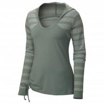 Mountain Hardwear - Women's Dryspun Burnout LS Hoody