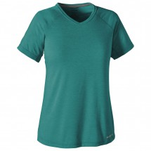 Patagonia - Women's S/S Nine Trails Shirt - Juoksupaita