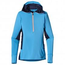 Patagonia - Women's All Weather Zip-Neck Hoody - Laufshirt