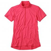 Haglöfs - Women's Ridge S/S Zip Tee - T-paidat