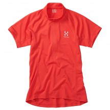 Haglöfs - Women's Intense S/S Zip Tee - T-paidat