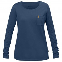 Fjällräven - Women's Övik Pocket T-Shirt LS - Longsleeve