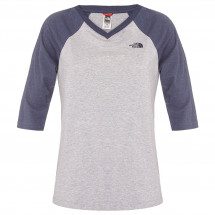The North Face - Women's 3/4 Sleeve Raglan Tee - Long-sleeve