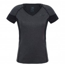 The North Face - Women's Reactor V-Neck S/S - Running shirt