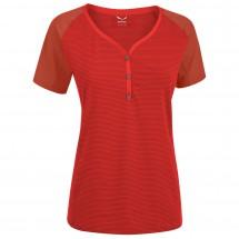 Salewa - Women's Lipella Dry S/S Tee - T-shirt