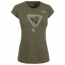 Salewa - Women's Realization Co S/S Tee - T-paidat