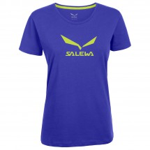 Salewa - Women's Solidlogo Co S/S Tee - T-paidat