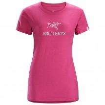 Arc'teryx - Women's Arc'word SS T-Shirt - T-paidat
