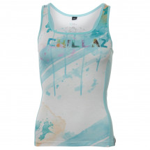 Chillaz - Women's Active Tanky Logo Style - Top