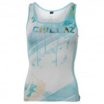 Chillaz - Women's Active Tanky Logo Style - Haut