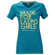 La Sportiva - Women's For Laspo Girls T-Shirt - T-paidat