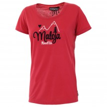 Maloja - Women's Frenam. Mult 1/2 - T-shirt