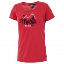 Maloja - Women's FrenaM. Mult 1/2 - T-Shirt