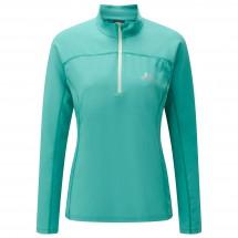 Mountain Equipment - Women's Modus Zip Tee - Long-sleeve