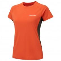 Montane - Women's Sonic Short Sleeve T-Shirt - Juoksupaita