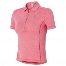 Odlo - Women's Polo Shirt S/S Classic - Pyöräilypusero