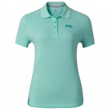Odlo - Women's Polo Shirt S/S Trim - Poloshirt