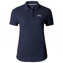 Odlo - Women's Polo Shirt S/S Trim - Poloshirt