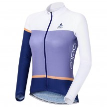 Odlo - Women's Stand-Up Collar L/S Full Zip Telegraphe