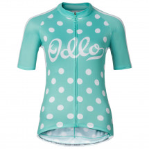 Odlo - Women's Stand-Up Collar S/S Full Zip Ride