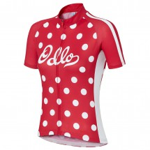 Odlo - Women's Stand-Up Collar S/S Full Zip Ride