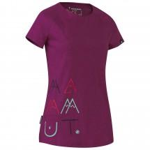 Mammut - Women's Meteora T-Shirt - T-paidat