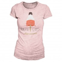 Alprausch - Women's Malou Ragetä-Glace - T-shirt
