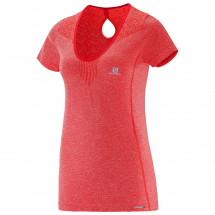 Salomon - Women's Elevate Seamless Tee - Running shirt