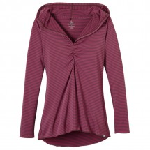 Prana - Women's Perry Stripe Pullover - Yoga shirt