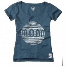 Moon Climbing - Women's Aztec Moon Logo Tee - T-shirt