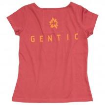 Gentic - Women's Logo - T-shirt