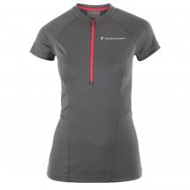 Peak Performance - Women's Balkka Zip Tee - Running shirt