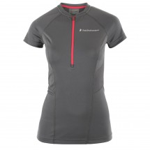 Peak Performance - Women's Balkka Zip Tee - Laufshirt