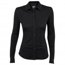 SuperNatural - Women's Button Shirt L/S 175 - Long-sleeve