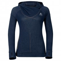 Odlo - Women's Endurban Hoody Midlayer - Running shirt