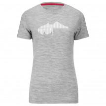 Ortovox - Women's Merino 185 Short Sleeve Print - T-paidat