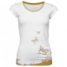 Chillaz - Women's T-Shirt Fancy Butterfly - T-Shirt