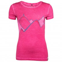 Chillaz - Women's T-Shirt Gandia Mountain Art - T-paidat