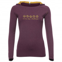 Chillaz - Women's LS Hoody Bergamo Challenge - Long-sleeve