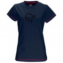 Norrøna - Women's /29 Cotton Logo T-Shirt - T-shirt