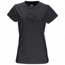 Norrøna - Women's /29 Cotton Logo T-Shirt - T-paidat