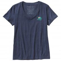 Patagonia - Women's Coastal Range T-Shirt - T-paidat