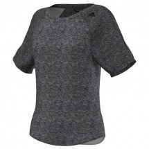 Adidas - Women's Beyond The Run Shirt - Joggingshirt