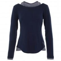 SuperNatural - Women's Pliant Detail LS - T-shirt de yoga