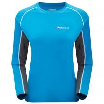 Montane - Women's Sonic Long Sleeve T-Shirt - Juoksupaita