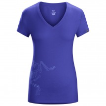 Arc'teryx - Women's Big Bird SS V-Neck - T-shirt