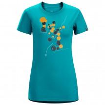 Arc'teryx - Women's Boulder Trail SS Crew - T-shirt